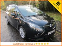 USED 2016 16 VAUXHALL ZAFIRA TOURER 1.4 SRI 5d 138 BHP Amazing Value One Lady Owned Vauxhall Zafira Tourer 1.4 SRi Petrol with Full Leather Seats, Seven Seats, Climate Control, Cruise Control,  Alloy Wheels and Vauxhall Service History. This Vehicle is ULEZ Compliant.