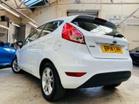 USED 2014 14 FORD FIESTA 1.0 EcoBoost Zetec Hatchback 3dr Petrol Manual (s/s) (99 g/km, 99 bhp) BLUETOOTH+PRIVACYGLASS+VGC