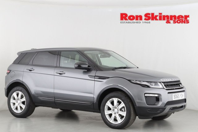 View our 2015 65 LAND ROVER RANGE ROVER EVOQUE 2.0 ED4 SE TECH 5d 148 BHP