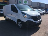 2016 RENAULT TRAFIC 1.6 SL29 BUSINESS ENERGY DCI L1 H1 120 BHP £8295.00
