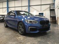 2017 BMW 1 SERIES 3.0 M140I 3d AUTO 335 BHP £20995.00