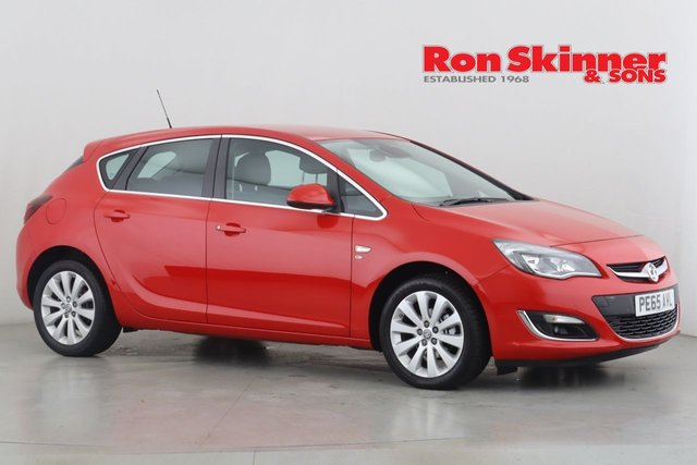View our 2015 65 VAUXHALL ASTRA 1.6 ELITE 5d 113 BHP