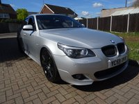 USED 2009 59 BMW 5 SERIES 3.0 530D M SPORT BUSINESS EDITION 4d AUTO 232 BHP