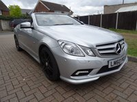 USED 2011 60 MERCEDES-BENZ E CLASS 3.0 E350 CDI BLUEEFFICIENCY SPORT 2d AUTO 231 BHP FULL SRV HISTORY