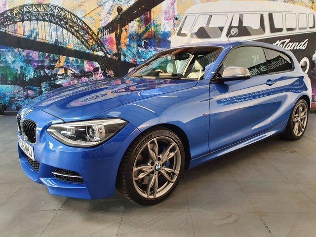USED 2015 15 BMW 1 SERIES 3.0 M135I 3d AUTO 316 BHP