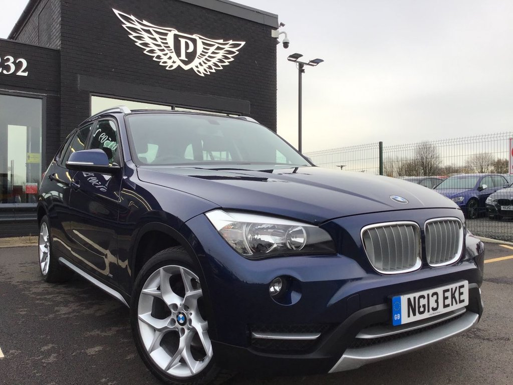 USED 2013 13 BMW X1 2.0 XDRIVE20D XLINE 5d 181 BHP Minimum 8 months MOT, Warranty, Servicing and Pre-Delivery-Inspection Carried Out as necessary Before Collection. 5* customer reviews buy with confidence