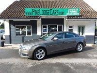 2013 AUDI A4 2.0 TDI SE TECHNIK 4d 134 BHP £9995.00