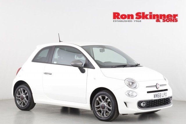 View our 2019 68 FIAT 500 1.2 S 3d 69 BHP