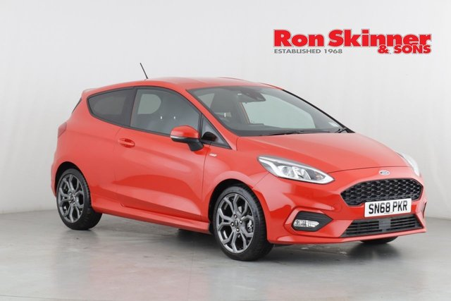 View our 2019 68 FORD FIESTA 1.0 ST-LINE 3d 99 BHP