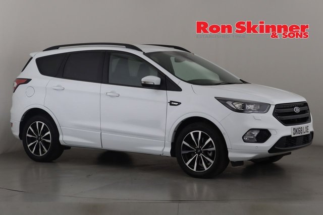View our 2019 68 FORD KUGA 2.0 ST-LINE TDCI 5d 148 BHP