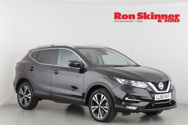 View our 2018 68 NISSAN QASHQAI 1.5 DCI N-CONNECTA 5d 114 BHP