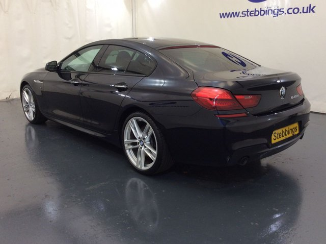 BMW 6 SERIES at Stebbings
