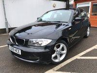 USED 2009 09 BMW 1 SERIES 2.0 116I SPORT 5d AUTO 121 BHP