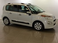 USED 2013 13 CITROEN C3 PICASSO 1.6 PICASSO EXCLUSIVE HDI 5d 115 BHP PAN ROOF | ALLOYS | CLIMATE |