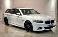 USED 2017 17 BMW 5 SERIES 530D M SPORT TOURING [PAN][PWR BOOT]