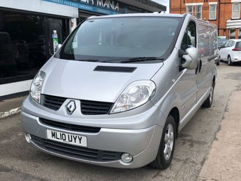 View our RENAULT TRAFIC LH29 DCI H/R P/V