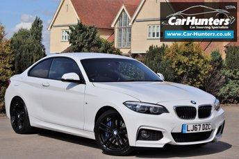 2017 BMW 2 SERIES 220i M Sport Auto  £18995.00