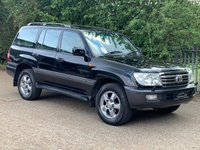 2006 TOYOTA LANDCRUISER  AMAZON