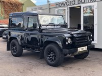 USED 2013 62 LAND ROVER DEFENDER 2.2 TD XS STATION WAGON 3d 122 BHP URBAN TRUCK