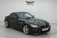 USED 2012 12 BMW Z4 2.0 Z4 SDRIVE20I M SPORT ROADSTER 2d AUTO 181 BHP