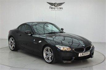 2012 BMW Z4 2.0 Z4 SDRIVE20I M SPORT ROADSTER 2d AUTO 181 BHP £8240.00