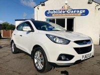 2012 HYUNDAI IX35 2.0 PREMIUM CRDI 4WD 5d 134 BHP £7495.00