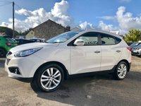 USED 2012 62 HYUNDAI IX35 2.0 PREMIUM CRDI 4WD 5d 134 BHP Sat Nav, Bluetooth, Panoramic Roof, Great Spec!