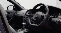 USED 2014 14 AUDI A4 2.0 TDI QUATTRO BLACK EDITION S/S 4d AUTO 174 BHP
