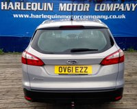 USED 2011 61 FORD FOCUS 1.6 ZETEC TDCI 5d 113 BHP