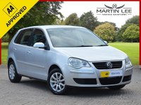 USED 2006 06 VOLKSWAGEN POLO 1.4 SE 5d 74 BHP ONLY 55112 MILES FROM NEW 5 DOOR SE GREAT FIRST CAR