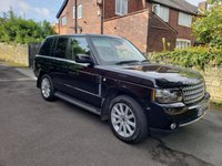 2012 LAND ROVER RANGE ROVER 4.4 TDV8 WESTMINSTER 5d AUTO 313 BHP £25000.00