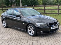 2011 BMW 3 SERIES 2.0 320D EFFICIENTDYNAMICS 4d 161 BHP £5395.00