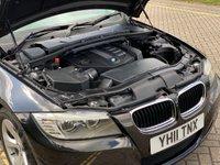 USED 2011 11 BMW 3 SERIES 2.0 320D EFFICIENTDYNAMICS 4d 161 BHP
