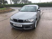 USED 2010 59 BMW 1 SERIES 2.0 120D M SPORT 2d 175 BHP