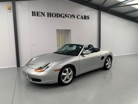 USED 1999 V PORSCHE BOXSTER 2.7 24V 2d 217 BHP Leather! Manual!