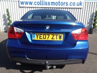 USED 2007 07 BMW 3 SERIES 2.0 320D M SPORT 4d 161 BHP