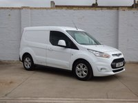 2015 FORD TRANSIT CONNECT 1.6 200 LIMITED P/V 1d 114 BHP £7488.00