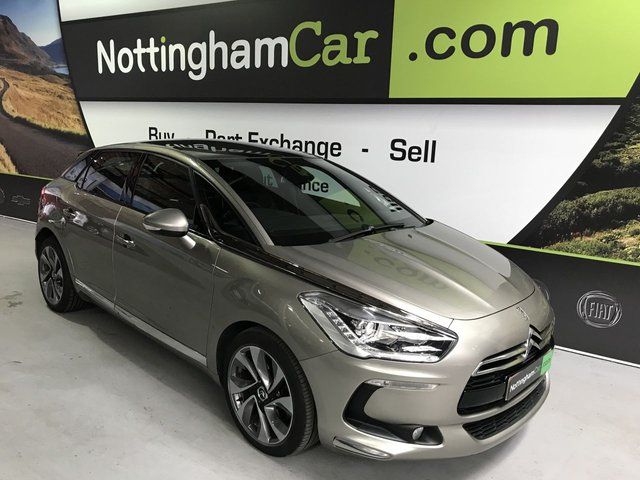 USED 2013 13 CITROEN DS5 2.0 HDI DSTYLE 5d 161 BHP