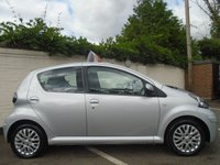 USED 2009 59 TOYOTA AYGO 1.0 PLATINUM VVT-I 5d 67 BHP GUARANTEED TO BEAT ANY 'WE BUY ANY CAR' VALUATION ON YOUR PART EXCHANGE