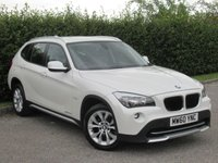 USED 2011 11 BMW X1 2.0 XDRIVE20D SE 5d AUTOMATIC * AUTOMATIC * FULL SERVICE HISTORY * ONE OWNER FROM NEW *