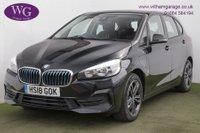 USED 2018 18 BMW 2 SERIES 1.5 225XE SPORT ACTIVE TOURER 5d AUTO 134 BHP