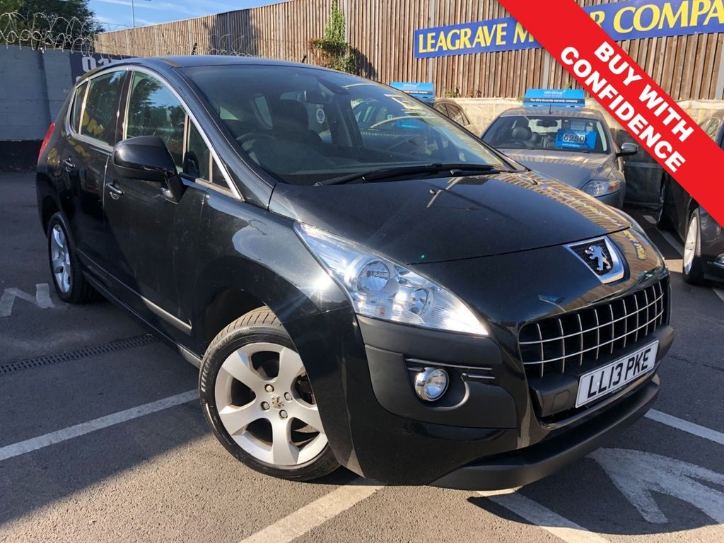 USED 2013 13 PEUGEOT 3008 1.6 E-HDI ACTIVE 5d AUTO 115 BHP AUTOMATIC