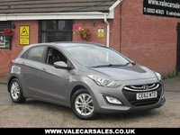 USED 2012 62 HYUNDAI I30 1.6 CRDI ACTIVE BLUE DRIVE (ONE OWNER) 5dr ONE OWNER FROM NEW + £0 ROAD TAX ++BRAND NEW CLUTCH FITTED++