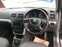USED 2013 13 SKODA YETI 2.0 SE TDI CR 4X4 5d 109 BHP