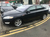 USED 2010 60 FORD MONDEO 1.8 SPORT TDCI 5d 125 BHP