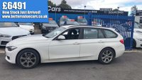 2012 BMW 3 SERIES 2.0 316D ES TOURING 5d 116 BHP £5991.00