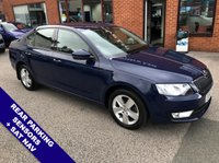 """USED 2016 66 SKODA OCTAVIA 2.0 SE TDI 5DOOR 148 BHP ONLY £20 Road Tax   :   DAB Radio   :   Satellite Navigation   :   USB & AUX Sockets     Bluetooth Connectivity   :   Climate Control/Air Conditioning   :   Front/Rear Electric Windows      Rear Parking Sensors    :   16"""" Alloy Wheels"""