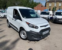 USED 2016 66 FORD TRANSIT CONNECT 1.5 200 P/V 1d 100 BHP AIR CON, PARKING SENSORS AND SECURITY LOCKS!