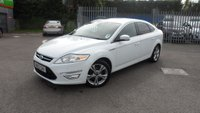 USED 2013 63 FORD MONDEO 2.0 TITANIUM X BUSINESS EDITION TDCI 5d 161 BHP GREAT SPEC!