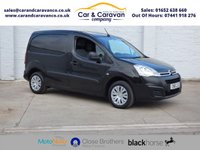 USED 2016 16 CITROEN BERLINGO 1.6 625 ENTERPRISE L1 HDI 1d 74 BHP One Owner Full Service History Buy Now, Pay Later Finance!